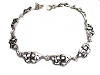 Comedy and Tragedy Plus Size Bracelet