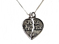 Best Friends Plus Size Necklace