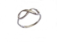 Infinity Large Size Ring