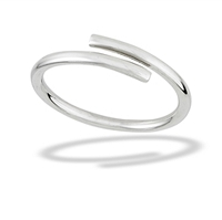Large Size Thin Circle Ring