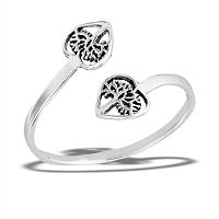 Tree of Life Ring Large Size 7-14